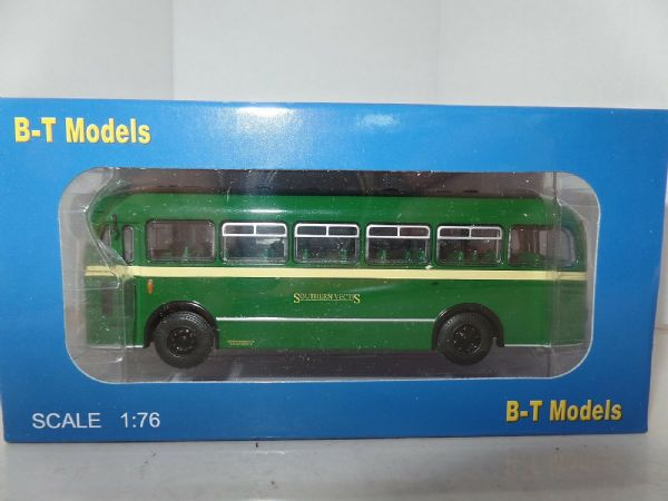 B T Models B210A Bristol MW Single Deck Bus Southern Vectis Isle Wight E. Cowes